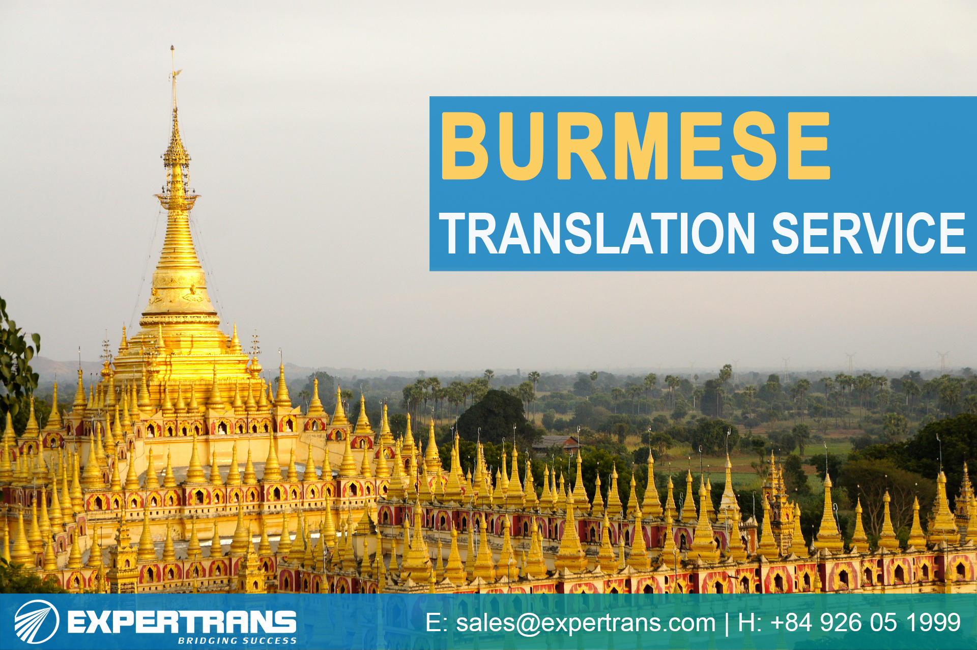 Burmese Translation Service