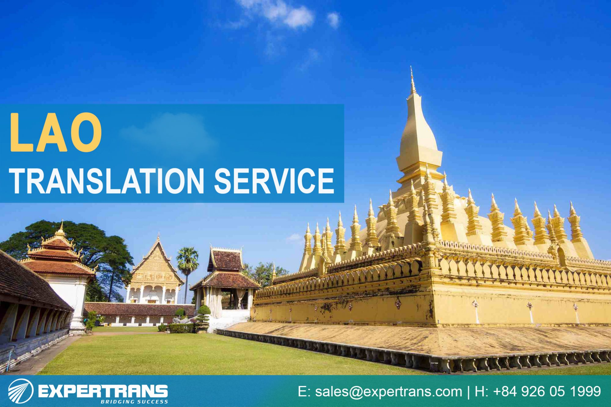 Lao Translation Service