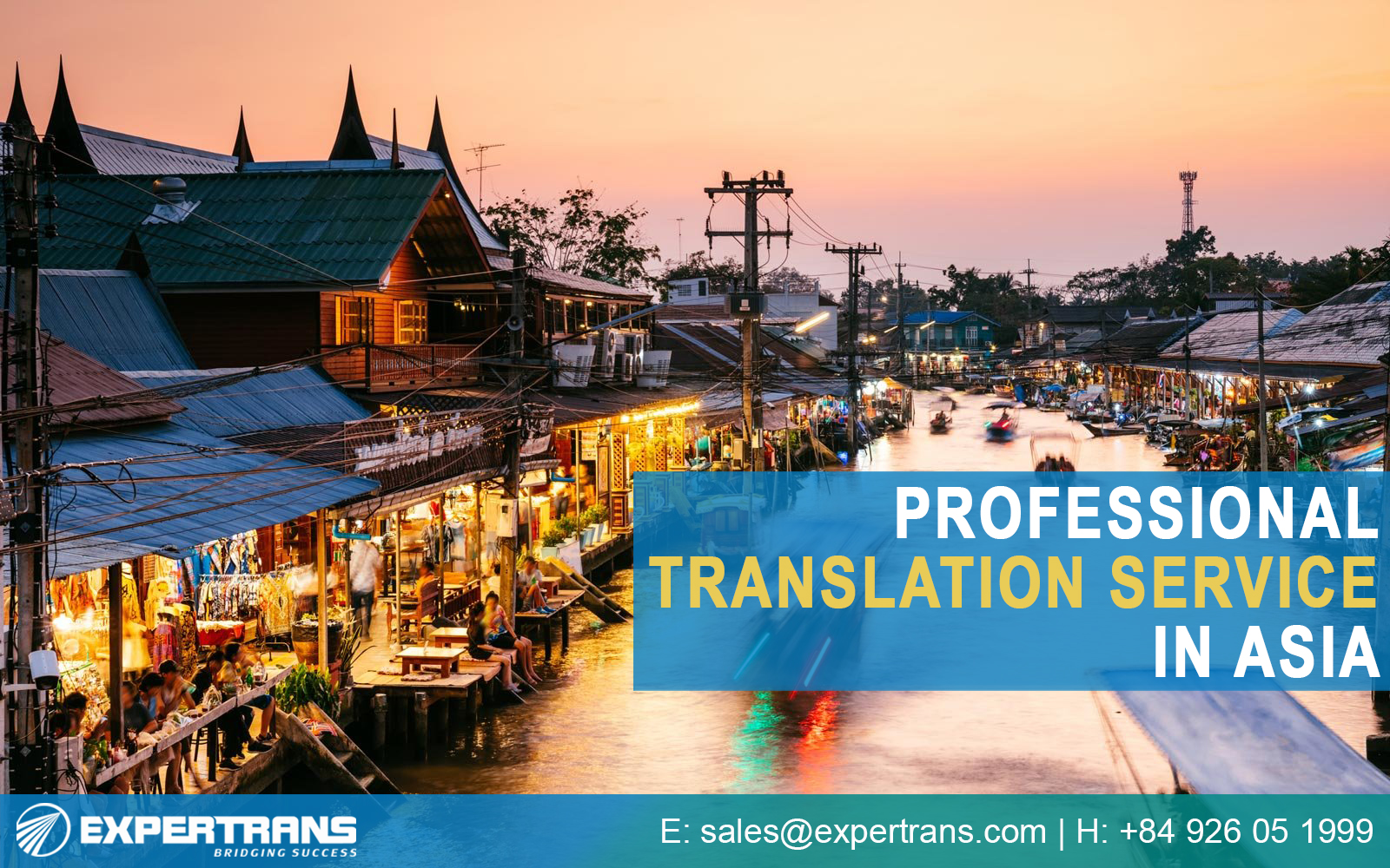 Professional Translation Service in Asia